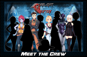 Starlight Drifter - Meet the Crew by Dharker