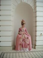Rococo- Marie Antoinette style by Holietka