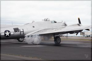 Aluminum Overcast Starting Engine 3 by GreyWolfeRun
