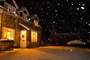 Christmas at The Cottage by diado
