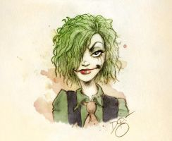 Why so serious? by Disezno