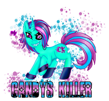 AT - Candy's Killer by NekoMellow
