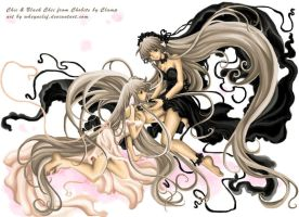 Fanart Chobits by wheynclef