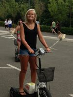 Sofie on wheels by WrightLover