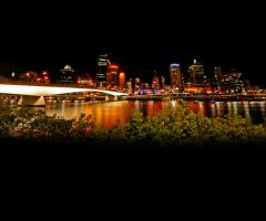 Brisbane, Queensland, Oz by Thrill-Seeker
