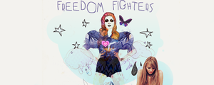 Freedom Fighters by cheapescape