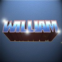My Name in the Masters of the Universe style by SUPERMAN3D