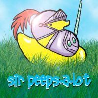 Sir Peeps-a-lot by evilekeeper