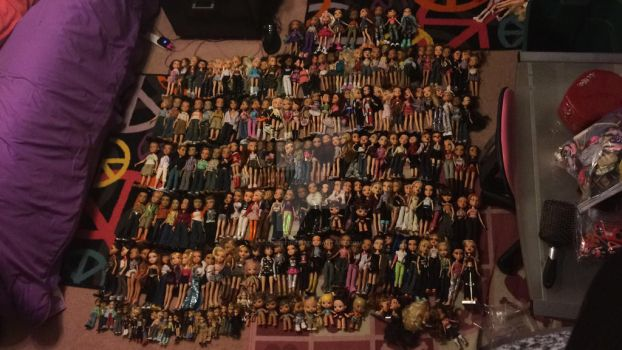 My Bratz collection by Christine317