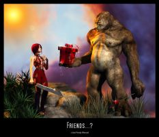 Friends by Fredy3D