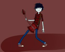 Marshall Lee by Torchii