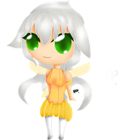 Chibi request from gaia by kyofanatic1