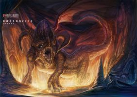 DragonFire by Cushart