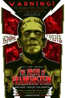 Bride of Frankenstein-1935-01 by 4gottenlore