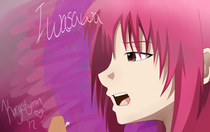 Iwasawa - Angel Beats by KristenLovingLeto