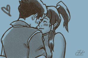 LOK: Just in Love by hypercrabby