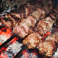 Carne Espeto by piratesofbrooklyn