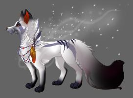 Winter Spirit Canine by SirKittenpaws