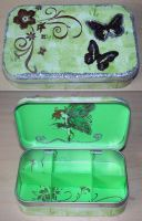 Butterfly box by elvaniel