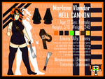 RS: Marlene/Hell Cannon by BigMommaT