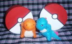 Teeny Pokemon Commission by StitchyGirl