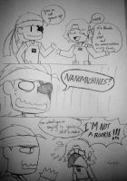 Not A Rookie by soggycereal
