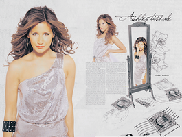 ashley tisdale by ANGOOY