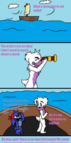 Beware the Ducks (FNAF Comic) by Blustreakgirl