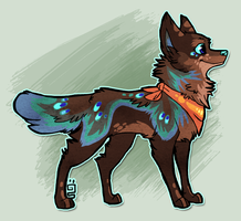 Canine design by griffsnuff