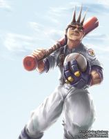 Batter Up - Rival Schools by GaryStorkamp