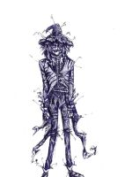 Scarecrow by AbominableNurse