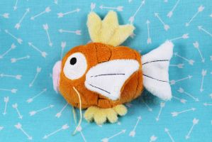 Magikarp Beanie Plush - Now on Etsy