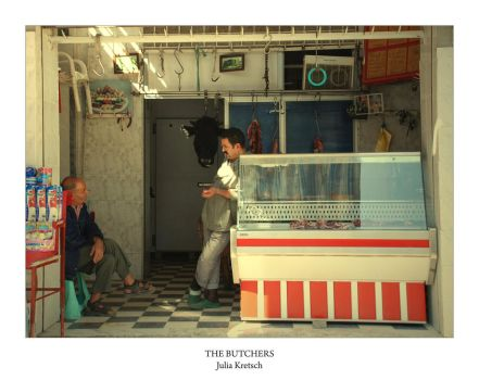 The Butchers by JuliaKretsch
