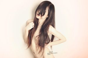 Anonymous Clean Nude by erwintirta