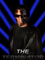 THE TERMINATOR - 2 by Darkness-Man