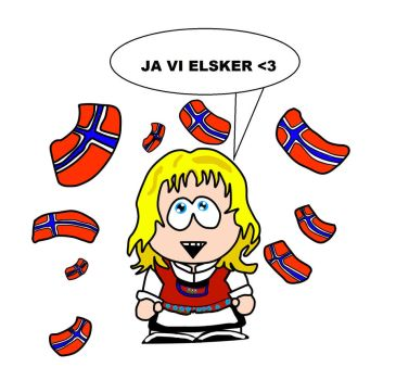 Happy 17 May by NorwaySwedenDenmark