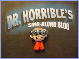 Chibi-Charms: Dr. Horrible by MandyPandaa
