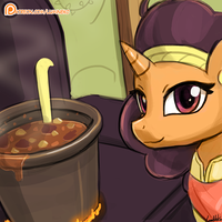 Making Curry by luminaura