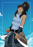 REQUEST - Multibreast Korra by the-journey