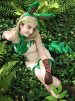 Leafon Cosplay by Black-Akiho