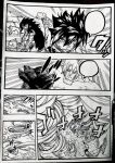 bakuman challenge:fairy tail ch398 pg5 by Grapazo