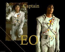 CaptainEO by MDirtyDiana