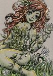 Poison Ivy by moonshadebutterfly