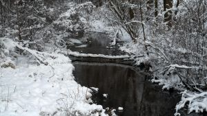 .snowy creek. by Foozma73
