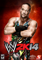 WWE 2K14 Cover feat RVD by MhMd-Batista