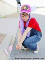 Arale Anime North 2010 by MissAnsa