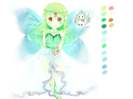 Fairy Adopt (closed) by Giraffu-kun