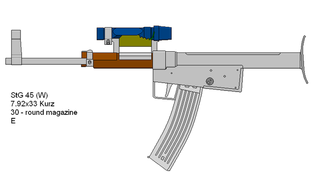 StG 45 by scifibug