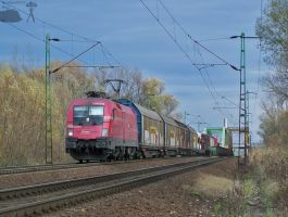 RCA taurus with freight between Gyor and Abda by morpheus880223