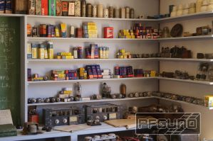 Collection Of Transceiver Radio Tubes by pfgun0
